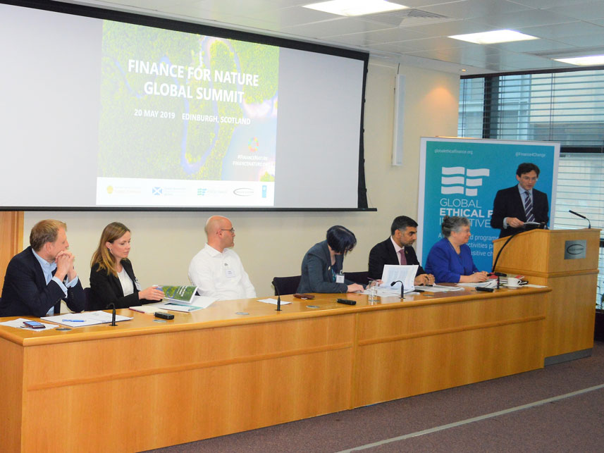 Finance for Nature Global Summit